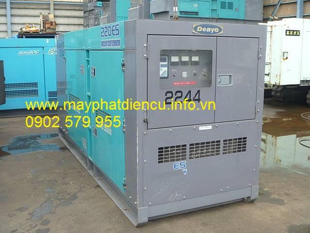 Máy phát điện công nghiệp 250kva