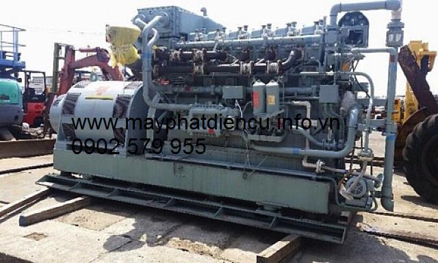 Máy phát điện công nghiệp 600kva